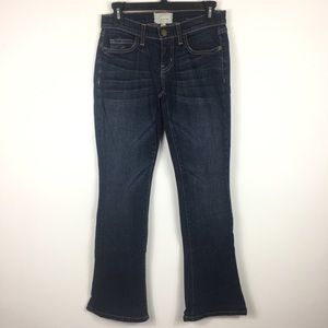 Current Elliot Jeans The Frontman Flare Dark Wash
